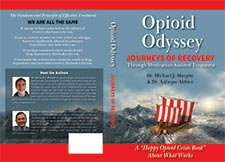 Opioid Odyssey book cover